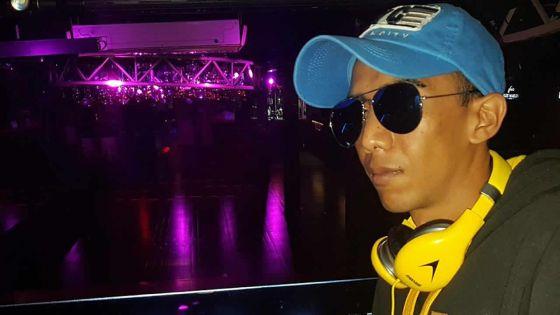 DJ Blind : la musique au bout des doigts
