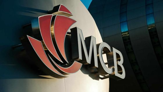 Groupe MCB : profits de Rs 4,32 milliards en six mois