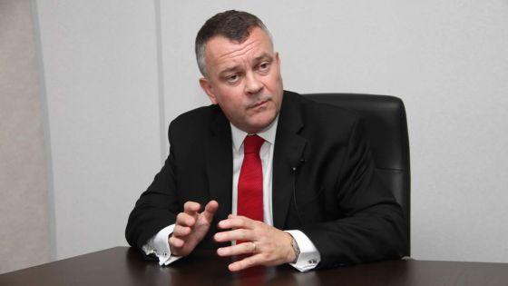 Andrew Bainbridge, Group Chief Executive Officer de la SBM Holdings Limited : «Nous devons être prudents»