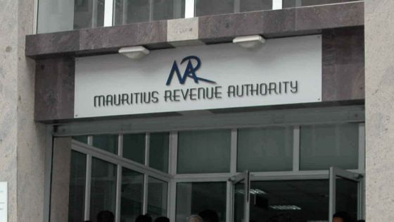 Mauritius Revenue Authority : Rs 67 milliards de revenus