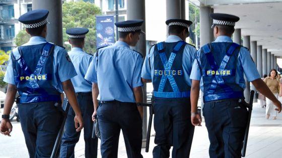 Une dizaine d'aspirants policiers testés positifs à des produits illicites après les premières analayses