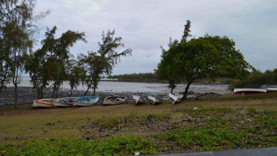 Rodrigues : l'alerte cyclonique 1 maintenue