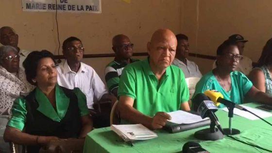 Sylvio Michel des Verts Fraternels :«Je serai candidat au No 14»