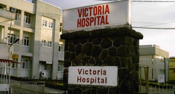 Chimiothérapie à l'hôpital Victoria : les patients prennent leur mal en patience