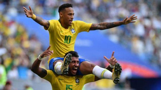 Mondial-2018 : le Brésil vainqueur ...sur Facebook
