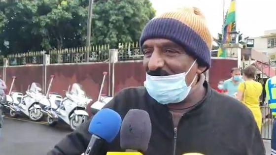 Nitish Joganah : « Son parcours est exemplaire et inégalable »