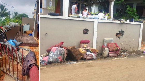 Inondations : les familles affectées peuvent bénéficier d'une «Flood allowance»