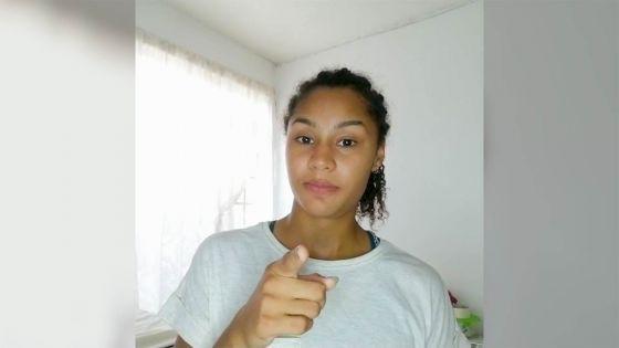 Coronavirus : Le message de la championne de handisport Noemi Alphonse à la population