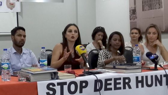 Ouverture d'une école de chasse : «Non à l'école de la souffrance, oui au bien-être de l'animal», plaide le collectif Sauvons nos cerfs
