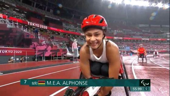 Jeux Paralympiques : 6e place pour Noemi Alphonse en finale du 400m (T54)