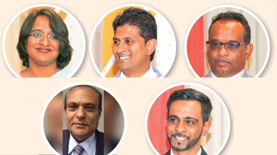 Parlement : Naveena Ramyead pressentie pour être Chief Whip, Sooroojdev Phokeer devrait être nommé Speaker et Zahid Nazurally Deputy Speaker