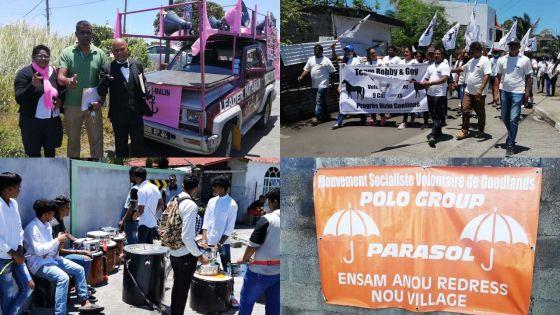 [En images] Élections villageoises : un Nomination Day folklorique