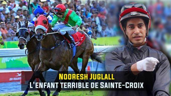 Nooresh Juglall : l'enfant terrible de Sainte-Croix