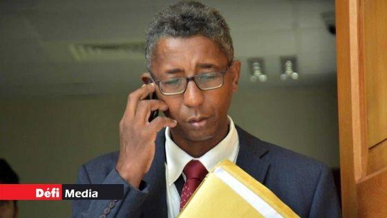 Enquête judiciaire sur la mort de Soopramanien Kistnen : le constable Manoovaloo dépose les relevés téléphoniques de Yogida Sawmynaden