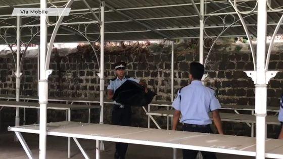 Port-Louis : le nourrisson retrouvé dans un sac plastique est une petite fille
