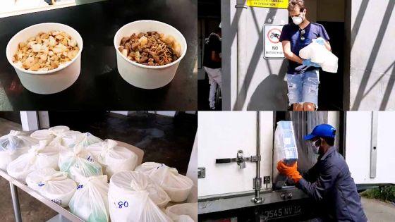 Confinement et couvre-feu : l'alimentation n'est pas en reste