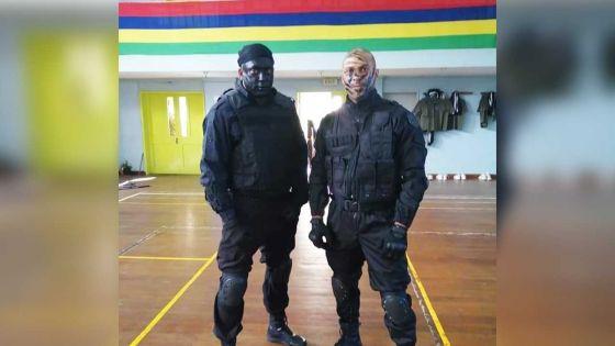 Univers carcéral : un tireur d'élite mauricien forme des officiers de l'Emergency Response Team