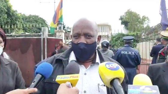 Bancoult : «SAJ n'a jamais reculé sur le dossier Chagos»