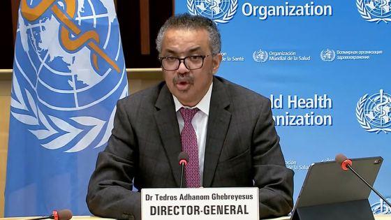 Le patron de l'OMS veut des vaccinations contre le Covid-19 dans tous les pays dans les 100 jours