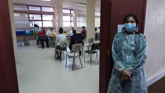 L'Open University of Mauritius compte faire vacciner autour d'un millier d'étudiants par jour