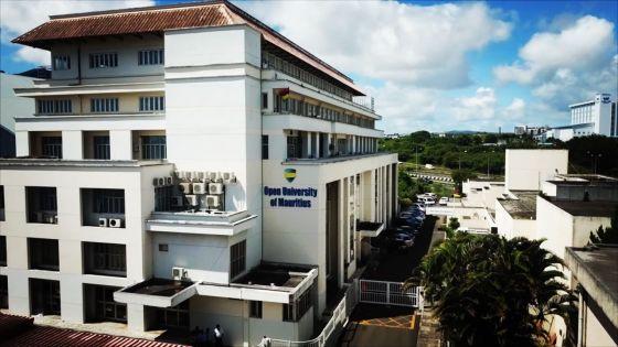 Enseignement supérieur :l'Open University of Mauritius proposede nouveaux cours