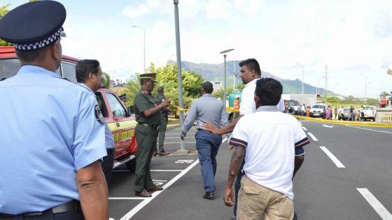 Opération de sauvetage à Ébène: l'un des «cleaners» témoigne