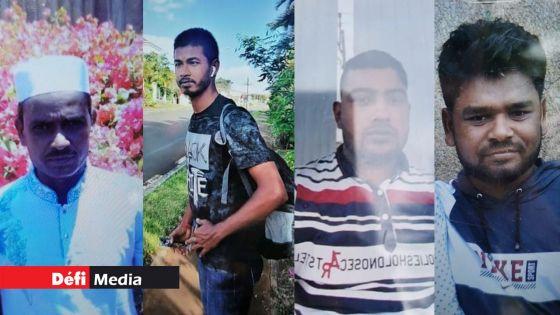 4 morts dans un accident à Pailles : les dépouilles des quatre ouvriers bangladais rapatriées d'ici la semaine prochaine