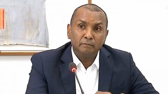 Confinement - Padayachy : « L'État contribuera jusqu'à Rs 12 500 sur les salaires de base »