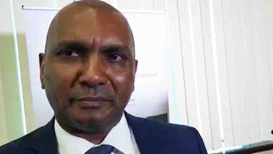 Padayachy : « La crise est toujours là... Il faut être inventif »