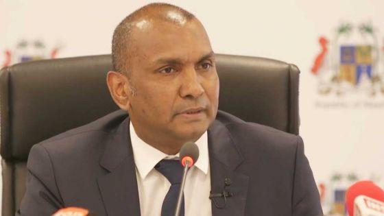 Suivez en direct la conférence de presse du ministre des Finances, Renganaden Padayachy