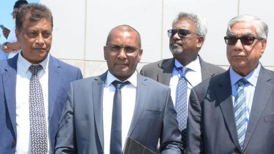 Renganaden Padayachy annonce le recrutement de 45 douaniers