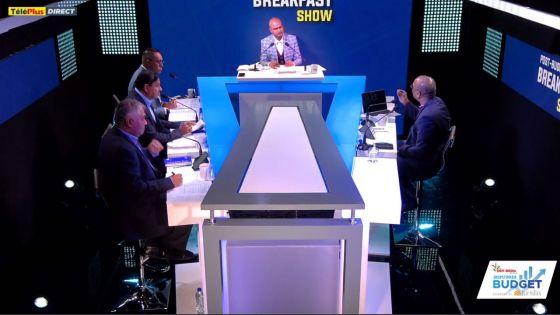Post-Budget Breakfast Show sur Radio Plus/TéléPlus : Padayachy répond en direct aux questions