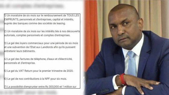 Une pétition lancée pour «sauver les entrepreneurs mauriciens» : découvrez les sept mesures réclamées
