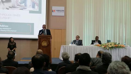 Padayachy : «L'introduction de la CSG améliorera la compétitivité des entreprises»