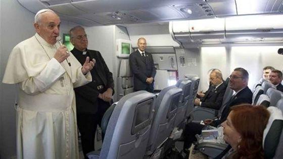 Voyage apostolique dans l'Océan Indien du Pape François : trois journalistes mauriciens à bord du vol papal