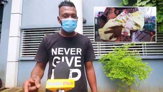 Utilisation alléguée de lacrymogène : Un bébé de cinq jours hospitalisé