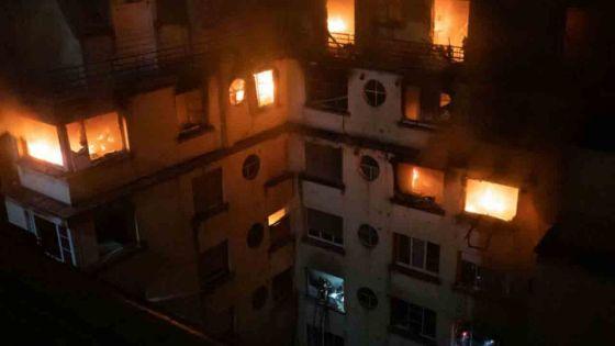 Incendie à Paris : deux Mauriciens, une mère et son fils, portés manquants