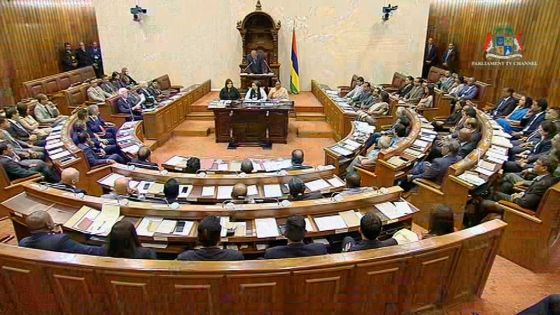 Assemblée nationale : les parlementaires en vacances jusqu'au 24 janvier 2020
