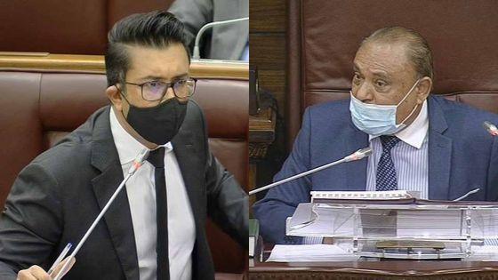 Assemblée nationale : ça chauffe encore entre Shakeel Mohammed et le Speaker