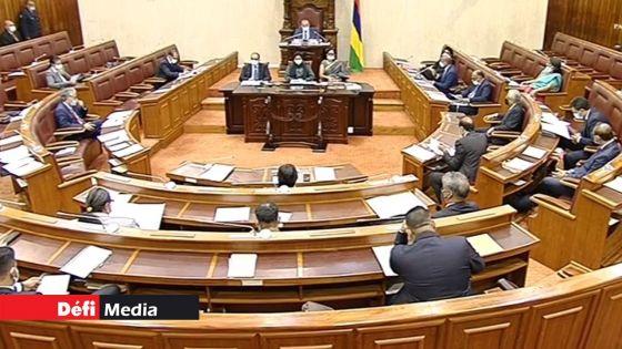 Place au Budget 2021-22 : le Parlement ajourné au vendredi 11 juin à 17 h