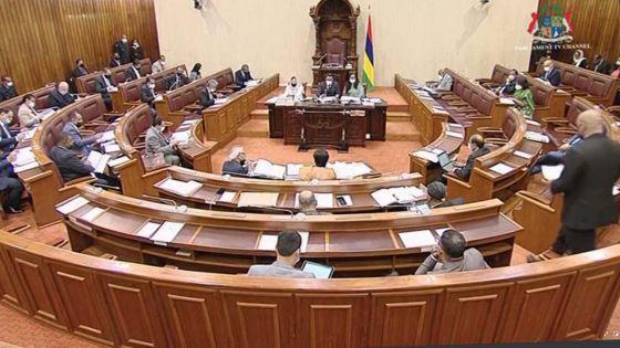 Parlement : place à l'examen des dotations budgétaires