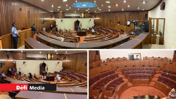 Budget 2020-2021 : Pas d'invités à l'Assemblée nationale
