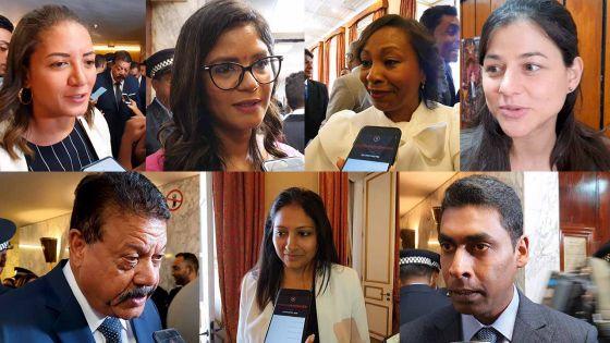 Parlement : premiers pas et premiers propos des néophytes