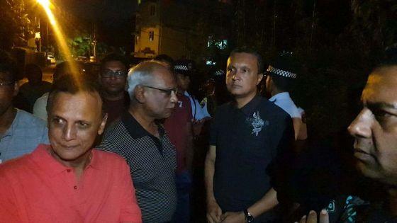 Arrestation de Patrick Assirvaden et Cader Sayed-Hossen : «Nou faire confiance en la justice», affirme le Président du Ptr