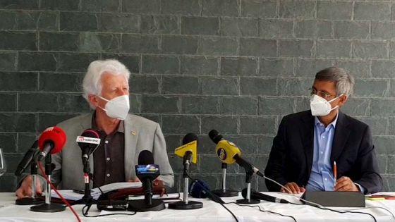 Bérenger : «Pas question que nous présentions des excuses, Bhagwan et moi»