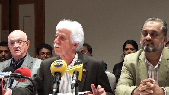 Débats budgétaires : «Un meeting et une dictature du nombre», pour Paul Bérenger