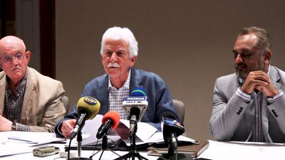 Bérenger sur Padayachy : «Le ministre des Finances berne la population»