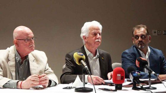 Suite à la déclaration d'Ehsan Juman : Le MMM ne participera plus aux réunions de l'entente de l'opposition, selon Bérenger