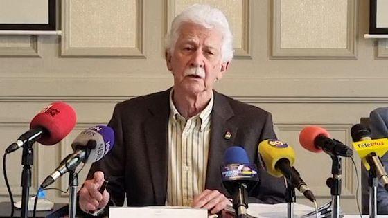 MMM : Bérenger s'explique sur la démission de Dulloo