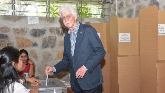 Paul Bérenger à Vacoas : «Ceki gayne gayne, ceki perdi perdi»